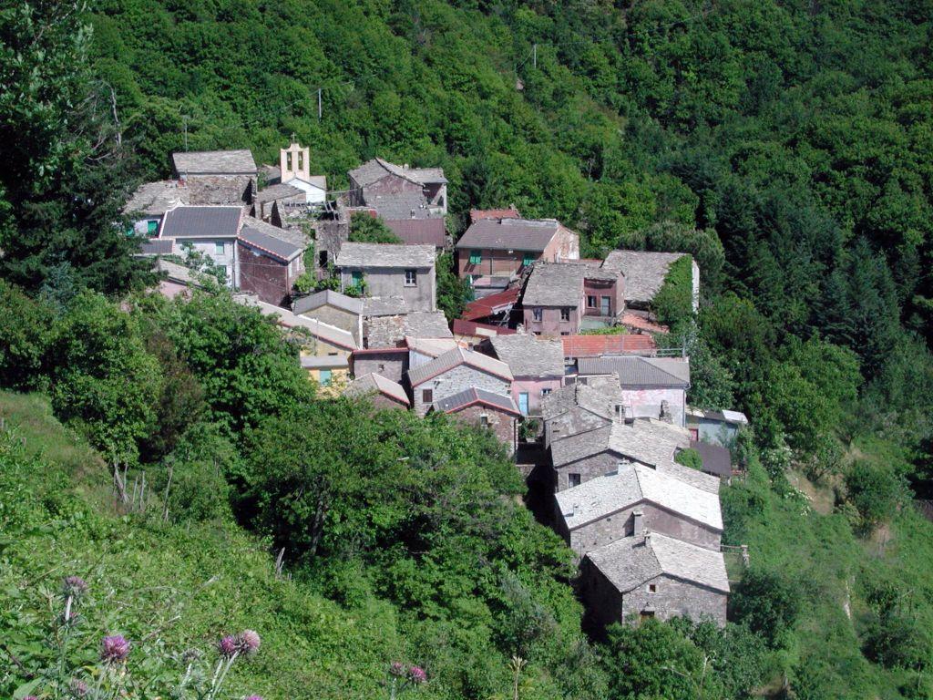 Borgo storico di Cassagna