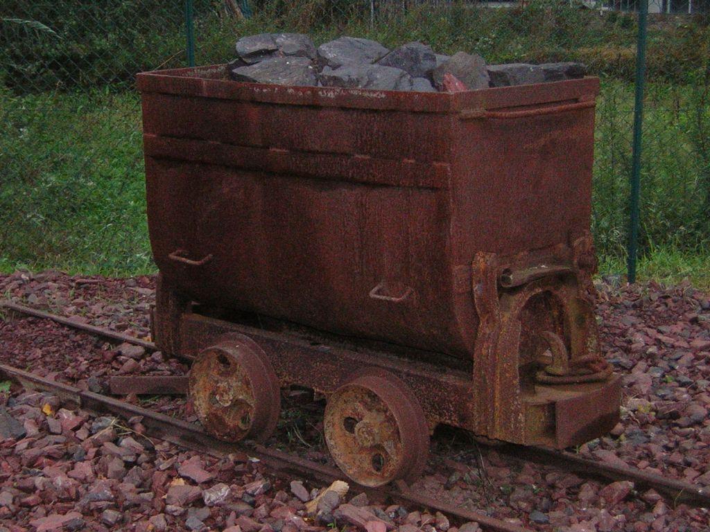 Vagone miniera