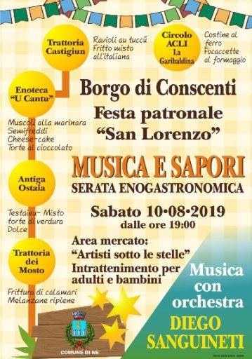Festa patronale di San Lorenzo