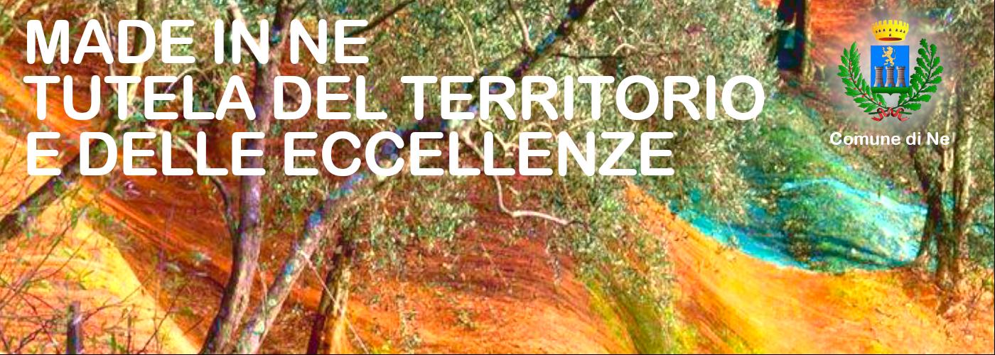 Comune di Ne: nuovi indirizzi per lo sviluppo agricolo