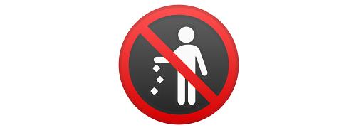 Abbandono rifiuti: multe sino a 3.500 euro