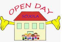 Open day:invito ai genitori ed ai futuri allievi