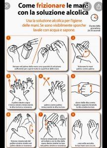 Istruzioni di lavaggio